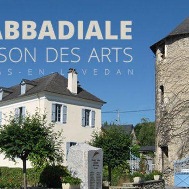 L'ABBADIALE, la maison des arts d'ARRAS EN LAVEDAN