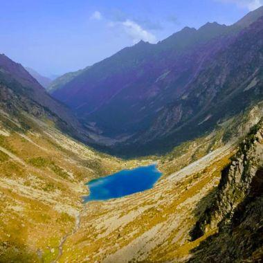 Rando Refuge et lac d'Estom à Cauterets